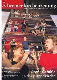 Juni-Ausgabe - Bremische Evangelische Kirche