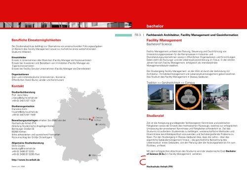 ba facility management-090723 01 - Hochschule Anhalt