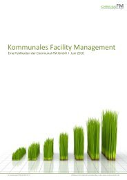 Kommunales Facility Management - Communal FM