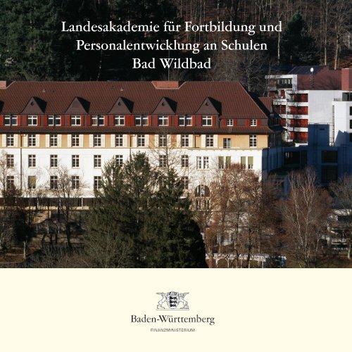 Landesakademie für Fortbildung und Personalentwicklung an ...