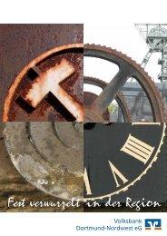 Geschäftsbericht 2010 (Teil 1) - Volksbank Dortmund-Nordwest eG