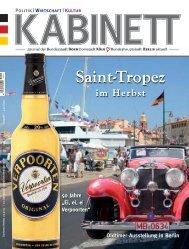 Saint-Tropez Saint-Tropez - Kabinett Online