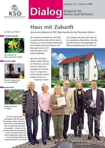 Haus mit Zukunft - KSG