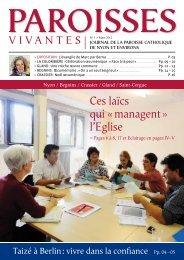 Brunschwyler SA - Eglise catholique en Pays de Vaud