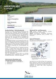 Steckbrief Heerter See - NABU-Stiftung Nationales Naturerbe