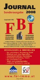 www .fetzel.at - FBI - Friedrich Brunauer Immobilien