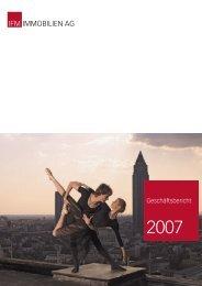 Geschäftsbericht 2007 - IFM Immobilien AG