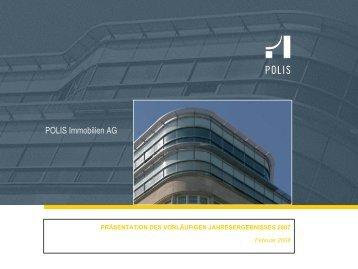 POLIS Immobilien AG - DVFA