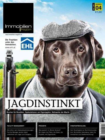 jagdinstinkt - Immobilien Magazin