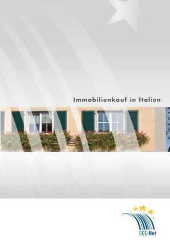 magazine On immobilienkauf italien