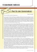 Gemeindezeitung vom Juli 2009 - Blumau Neurißhof - Page 6