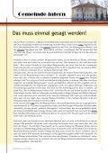 Gemeindezeitung vom Juli 2009 - Blumau Neurißhof - Page 7
