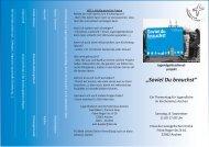 """""""Soviel Du brauchst"""" - Evangelischer Kirchenkreis Aachen"""