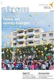 Strom Magazin 2/2012 - EBL