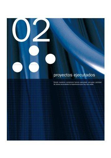 proyectos ejecutados - Estel obras de ingeniería