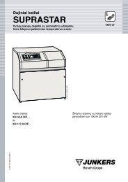 Montavimo instrukcija - E-santechnika.lt parduotuvė