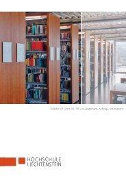 Master of Laws ( LL. M. ) im Gesellschafts-, Stiftungs- und Trustrecht