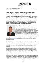 Alain Bouvrot reprend la direction opérationnelle du domaine Art ...