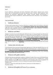 cefalea - Studio Medicina Naturale