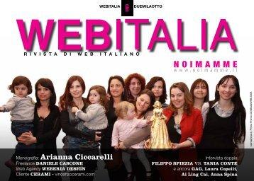 Numero Uno - Web Italia Onlus