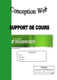 COURS DE WEB DESIGN - Le blog de Helmut - Ivoire Blog