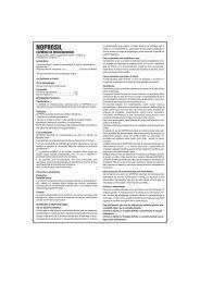 Bula - Noprosil 10 mg-2 mL.CDR
