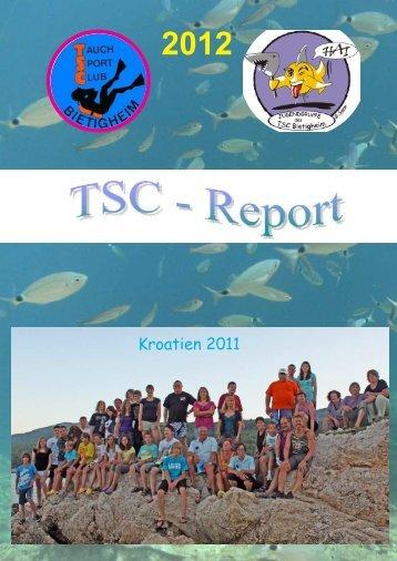 Kroatien 2011 - TSC   Tauch-Sport-Club Bietigheim eV
