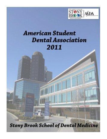 Stony Brook - American Student Dental Association