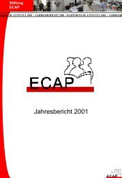 Stiftung ECAP