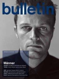 Männer - Credit Suisse eMagazine - Deutschland