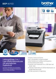 Brother DCP-8070D - Drucker Kopierer Fax