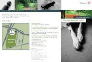Flyer Tierfriedhof - Landeshauptstadt Kiel