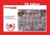 Festschrift 10 Jahre Jugendfeuerwehr (12 MByte) - FF St. Leonhard