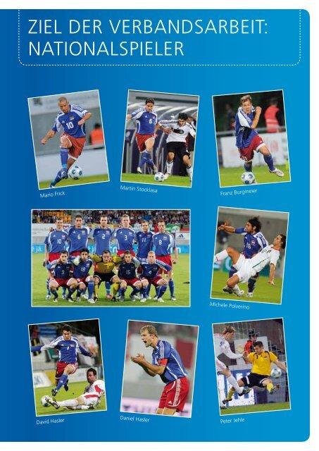 Fussball-in-Liechtenstein - Liechtensteiner Fussballverband