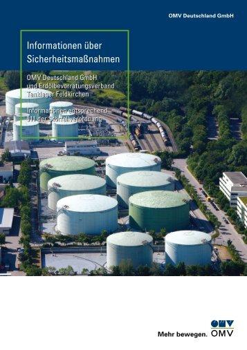 Informationen Tanklager Feldkirchen - Gemeinde Kirchheim ...