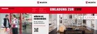 Einladung zur ZOW (PDF) - Würth