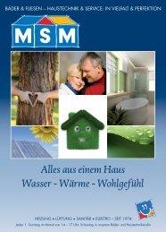 MSM Imagebroschuere - e-nethh