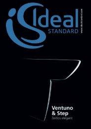 Ventuno & Step Prospekt - Ideal Standard