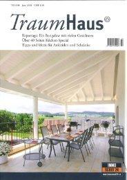 TraumHaus 6/2008 – CASCADA (PDF) - SWISSHAUS AG