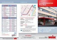 Gesundheitszentrum Wien-Nord - Wiener Gebietskrankenkasse