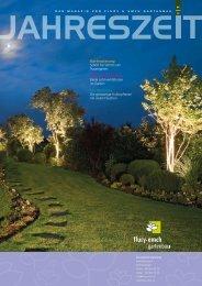 Gartenplanung Schritt für Schritt zum Traumgarten Licht und ...