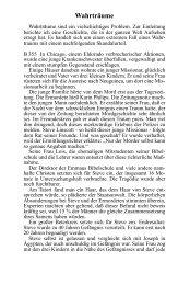 Wahrträume - Okkultismus: Bibel- und Schriftenmission Dr. Kurt E ...