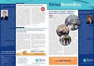 SiriusNewsBox - Sirius Facilities