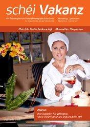Marion Ihre Expertin für Wellness Votre expert pour les ... - Sales-Lentz