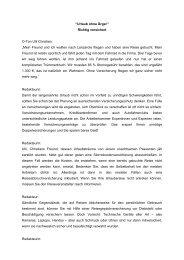 Richtig versichert - Arbeiterkammer Wien