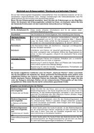 """Merkblatt zum Erfassungsblatt """"Überbaute und befestigte Flächen"""""""