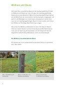 Broschüre Zäune ausserhalb der Bauzone - Jagd Thurgau - Seite 6