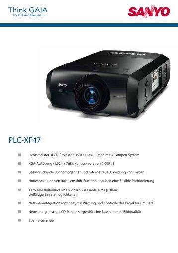 PLC-XF47 - DRC
