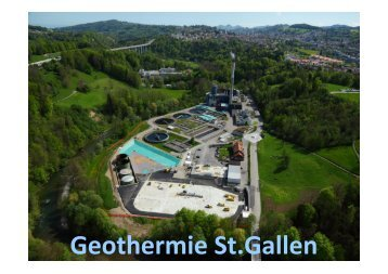 Geothermie St.Gallen - Geretsried