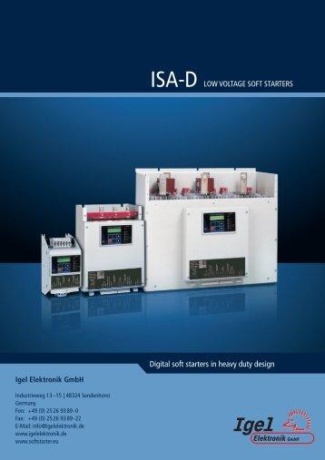ISA-D pdf - Igel Electric
